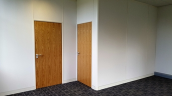 office partitions bury