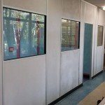 Partition Wall, Manchester school