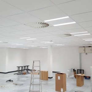 suspended ceiling Armstrong dune